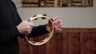 Artisan Edition Tambourines - AE-MTA1BO