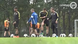 Eerste basisplek Matt Miazga bij Vitesse