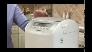 Panasonic Sd-rd250 Bread Maker With Automatic Fruit & Nut Dispenser Review