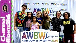 Art in the Afternoon 2018 | G.Hannelius & DISNEY Channel Friends!!