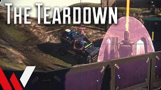 The Teardown - PlanetSide 2 Gameplay and Commentary