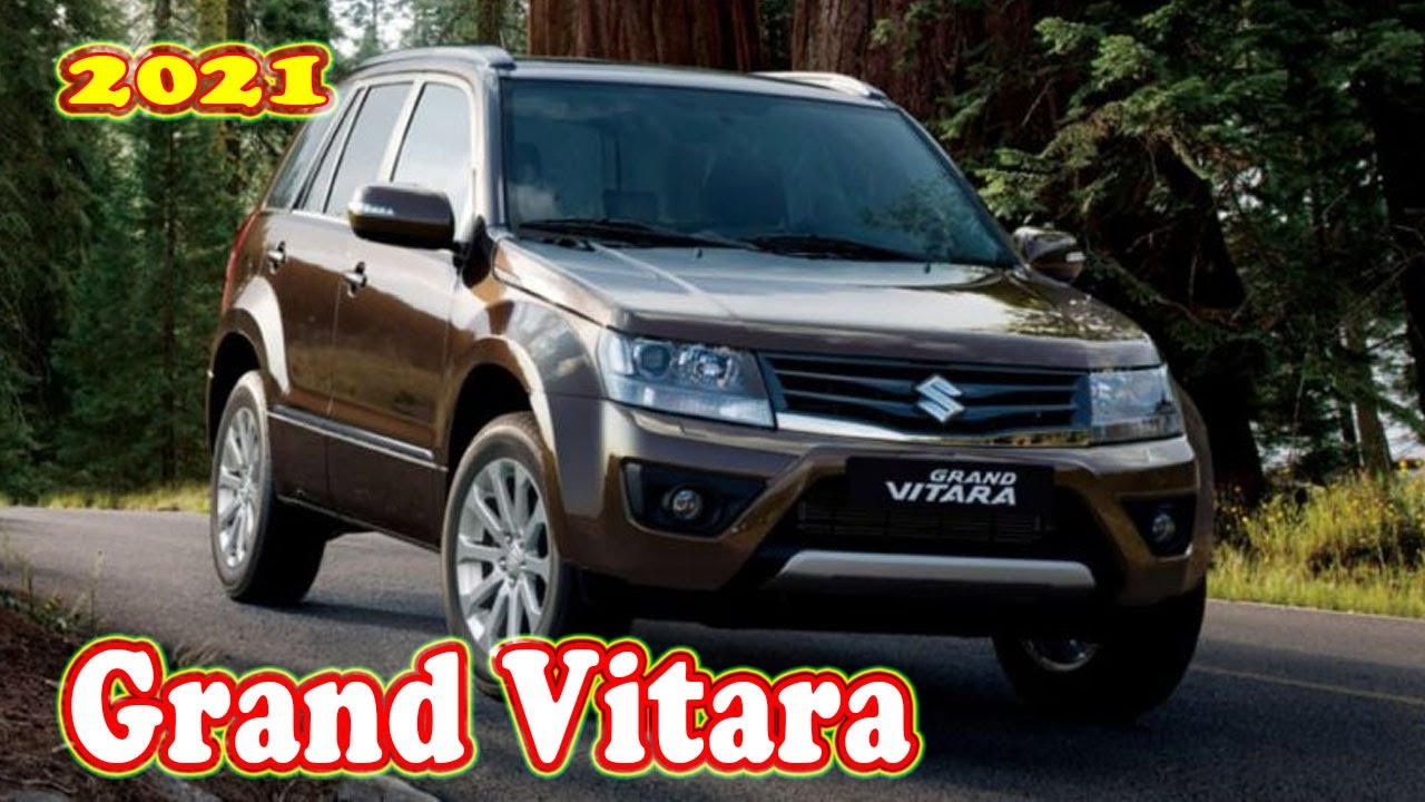 2021 Suzuki Grand Vitara History