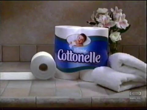 Cottonelle Television Commercial 1999 Youtube
