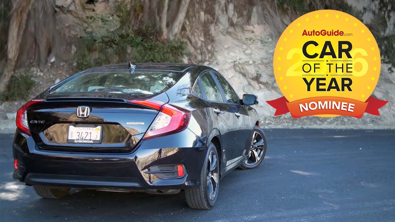 2016 Honda Civic   2016 AutoGuide.com Car Of The Year Nominee   Part 2 Of 7    YouTube