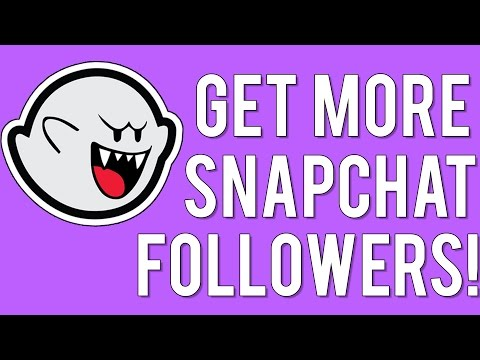 How to Find People & Get more Followers on Snapchat - Ghost Codes Discovery App (Tips and Tricks)