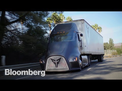 Thor Wants to Throw Down an Electric Hammer on Tesla