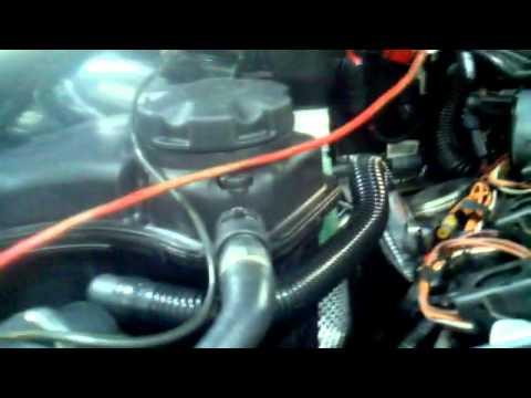 BMW Smoke Testing - Mixture too lean faults