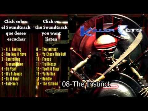 Killer Instic Super nintendo Ost (Killer Cuts) Completo