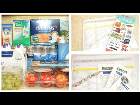 My First Costco Grocery Haul | What to Buy and Not Buy at Costco