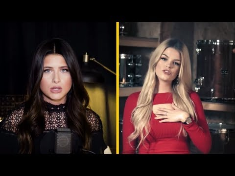 Youngblood - 5 Seconds Of Summer | Who Sings It Better? (Cover By Savannah Outen Vs Davina Michelle)