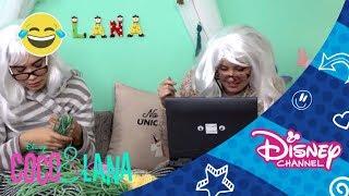 Coco & Lana: ¿En serio? Ep. 11 | Disney Channel Oficial