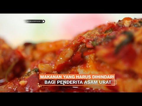 Makanan Yang Harus Dihindari Dikonsumsi Bagi Penderita Asam Urat