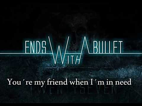 Ends With A Bullet - Within My Heart (Lyrics Video)