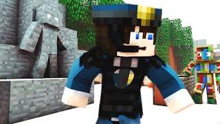 KANNST DU UNS SEHEN?! - Minecraft CAMO BATTLE