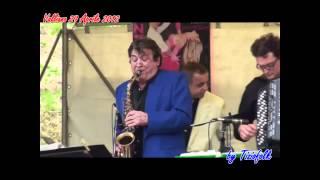BALLANDO CON TE valzer per due sax suonato da LA NUOVA ROMAGNA FOLK al 1° MEMORIAL IVANO NICOLUCCI