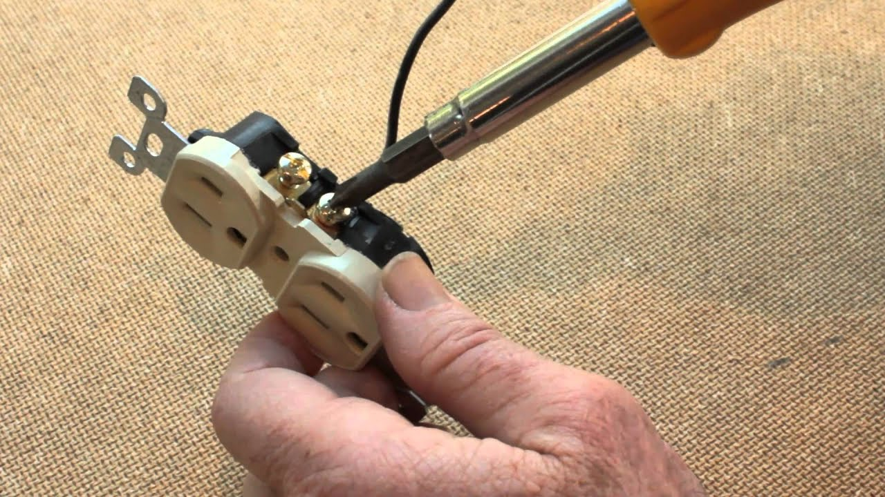 A Common Goof Replacing Outlets Youtube Quickcable Circuit Tester Gempler39s