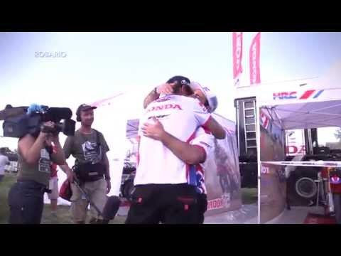 Dakar Rally 2015 Behind the Scene Stage 12
