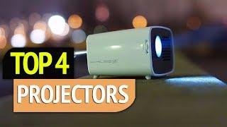 TOP 4: Projectors 2018