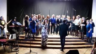 I Feel Your Spirit. Minsk Gospel Choir ft. Katerina Hudinets