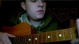 Видео разбор песни Жуки - Батарейка (видео урок)