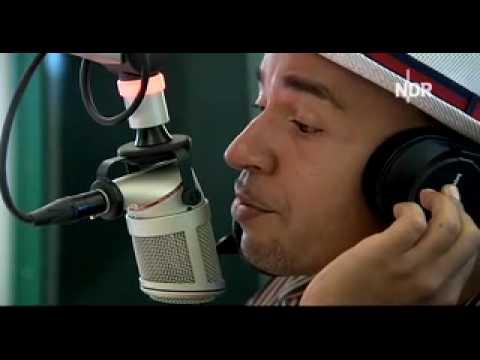 """Lou Bega mit """"Sweet Like Cola"""" zu Besuch beim NDR"""