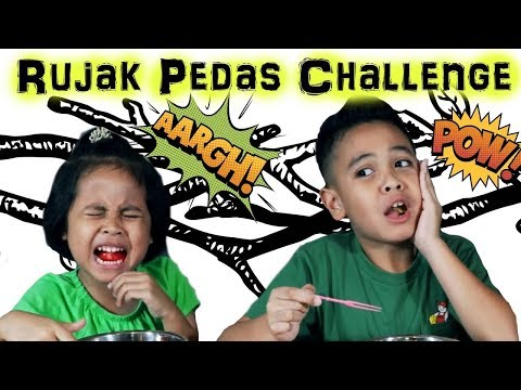 RUJAK BUAH CHALLENGE  TheRempongs