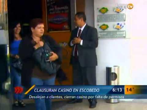Las Noticias - Clausuran casino en Escobedo