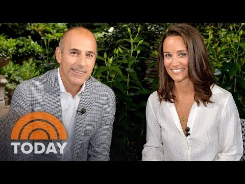 Matt Lauer Interviews Pippa Middleton | TODAY