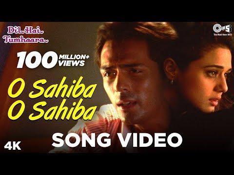 O Sahiba Song Video- Dil Hai Tumhaara | Preity Zinta, Arjun, Mahima, Jimmy |Sonu Nigam, Kavita
