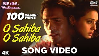 Feel the vibes with heartfelt song 'o sahiba o sahiba' from movie 'dil hai tumhaara' starring preity zinta, arjun rampal, jimmy shergill, mahima chau...