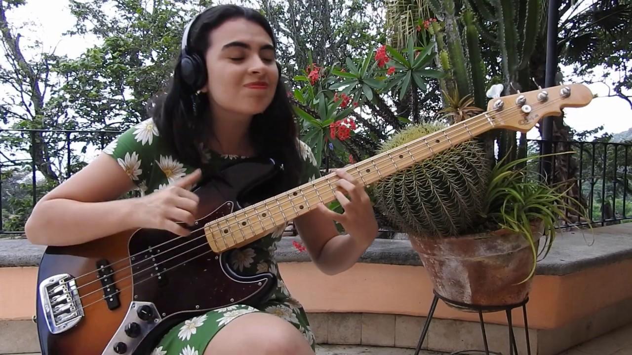 La Agarro Bajando- Gilberto Santa Rosa (Bass Cover) - YouTube