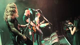 Baroness - Board Up the House (Live Trabendo, Paris 01/10/2013)