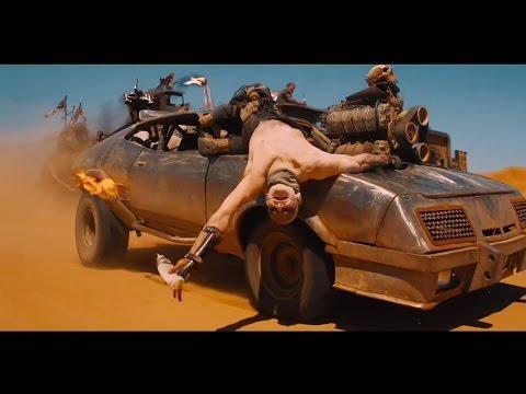 映画「マッドマックス 怒りのデス・ロード」2分30秒予告編 #Mad Max #movie