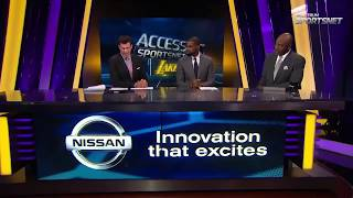 James Worthy reacts to Lakers loss to Denver   Criticizes Jamal Murray for disrespecting Lonzo Ball