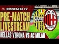 Hasil Pertandingan Hellas Verona vs AC Milan - Video Gol, Skor Sepak Bola Serie A Italia Hellas Verona vs AC Milan 25 April 2016