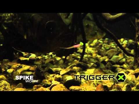 Trigger X® Spike Worm