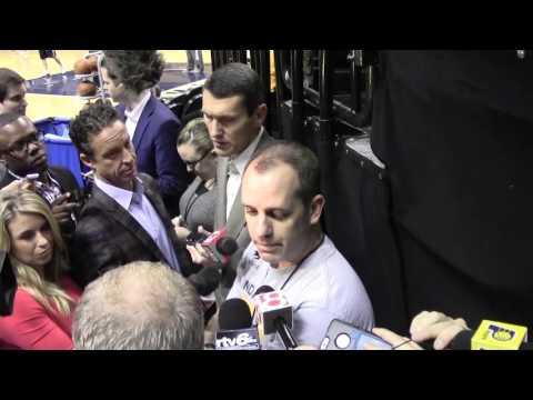 Vogel Talks Game 6; Team Mindset