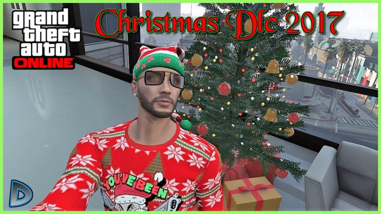 Gta V Christmas Dlc 2019.Christmas Dlc 2017 Snow Returning To Gta Online How Long Snow Will Stay More Gta 5 Online