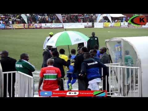 #CECAFAU17 CHAMPIONSHIP FINALS: TANZANIA 2 - 0 SOMALIA