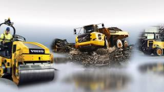 Volvo Construction Equipment History 2013