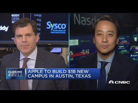 New $1 billion Apple campus in Texas won't house manufacturing jobs, says New York Times' Ed Lee Mp3