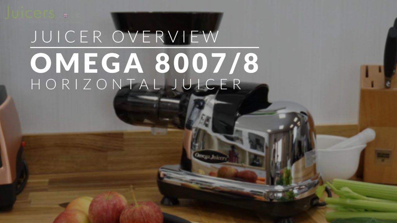 omega juicer sverige