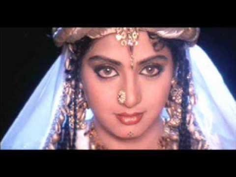 Adha Hai Chandrama with lyrics |