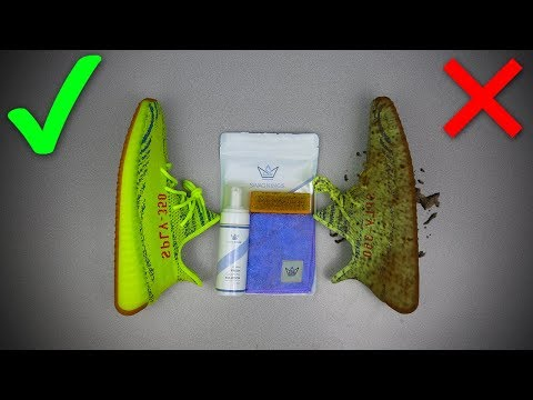 (DON'T BELIEVE THE HYPE) *100% HONEST REVIEW* CLEANING KIT BETTER THAN RESHOEVN8R & CREP PROTECT?