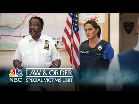 Law & Order: SVU - A Manhunt Ends in Tragedy (Episode Highlight)