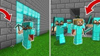 ZENGİNİN KLONLARI ŞEHRE SALDIRIYOR! 😱 - Minecraft