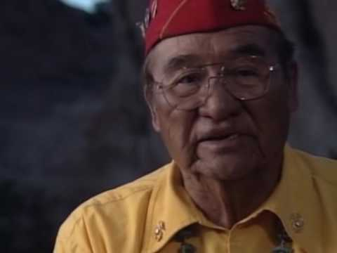 In search of History - Navajo Code Talkers