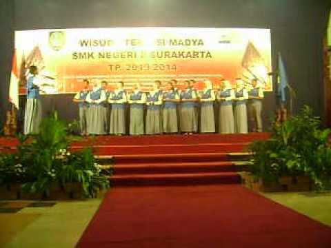 PPS Sega angkatan 7 - Mars SMK Negeri 2 Surakarta