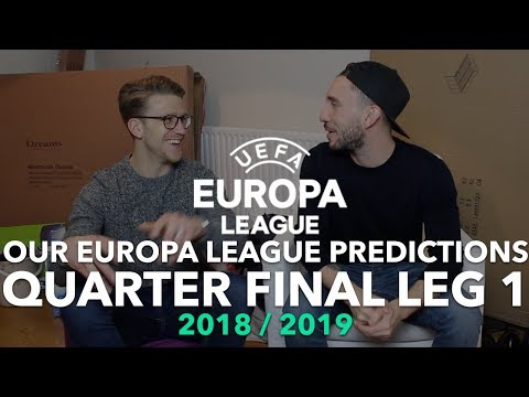 Arsenal v Napoli & Slavia Prague v Chelsea - Europa League Quarter Final Leg 1
