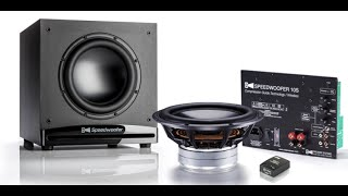 RSL Speedwoofer 10S Subwoofer Review
